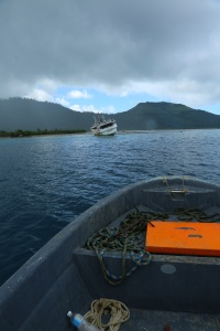 ChuukLagDistressedboat