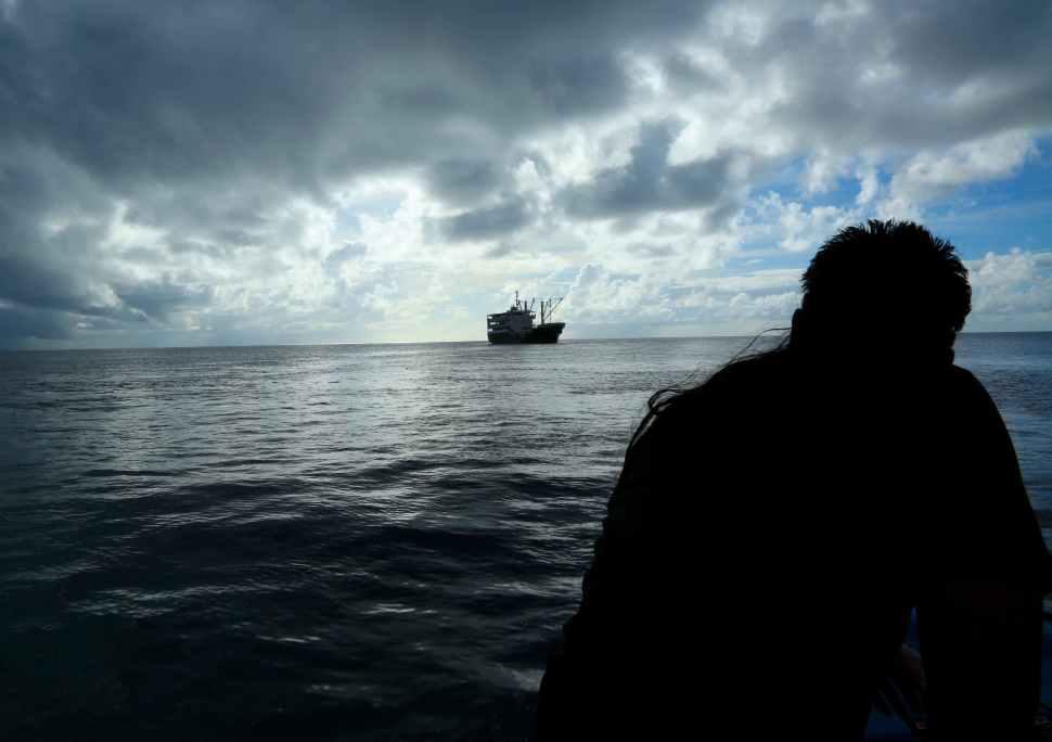 Off Houk Island